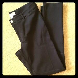 Michael Michael Kors black legging pants